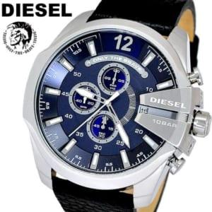 DIESEL ディーゼル 腕時計メガチーフ クロノグラフ