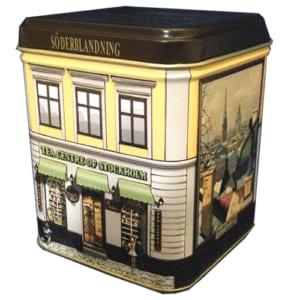 ノーベル賞晩餐会で飲まれる紅茶 ht0104 北欧紅茶・セーデルNEWクラシック缶 紅茶 茶葉 ギフト by Tea and Spice Lagun