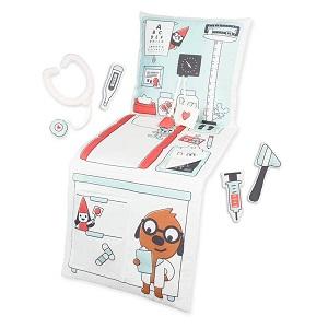 サゴサゴ Sago Sago サゴミニ Sago Mini プレイセット ピロープレイセット ドクター 6045673 おままごと お医者さん おもちゃ クッション キッズ 子ども 誕生日 プレゼント ギフト 新品