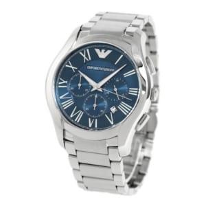 EMPORIO ARMANI エンポリオアルマーニ 腕時計 バレンテ ブルー