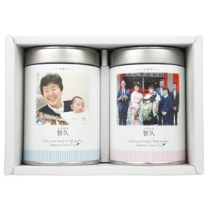 伊藤茶園 フォト缶