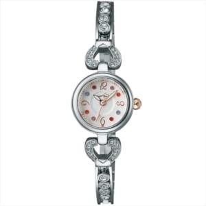 エンジェルハート 時計 レディース ANGEL HEART PH19SWSV-01 ピンキーハート 腕時計 ウォッチ シルバー/ホワイトパール by ブランドショップAXES(日本流通自主管理協会会員)