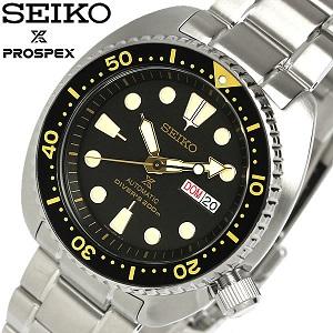 【送料無料】SEIKO セイコー 逆輸入 PROSPEX プロスペックス 腕時計 ウォッチ メンズ 自動巻き 200M防水 ダイバーズウォッチ デイトカレンダー ステンレス srp775k1 ギフト by CAMERON