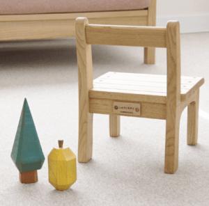 ベビーチェア 木製 北欧