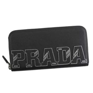 プラダ 財布 メンズ ラウンドファスナー
