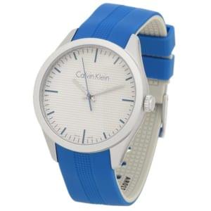 カルバンクライン 時計 CALVIN KLEIN K5E51FV4 カラー メンズ腕時計 ウォッチ ブルー/シルバー by ブランドショップAXES(日本流通自主管理協会会員)