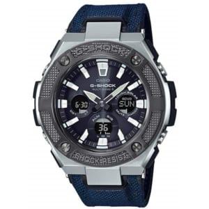 【送料無料】casio G-SHOCK カシオ ジーショック 腕時計 ウォッチ メンズ 男性用 電波ソーラー タフソーラー タフレザー gst-w330ac-2a by CAMERON