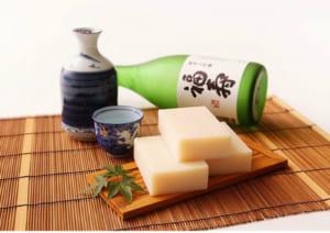 純米大吟醸を配合した神戸セレクション認定のコールド石鹸