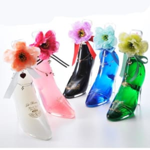 名入れ 酒ワイン ガラスの靴 シンデレラシュー ゴージャスパッケージ