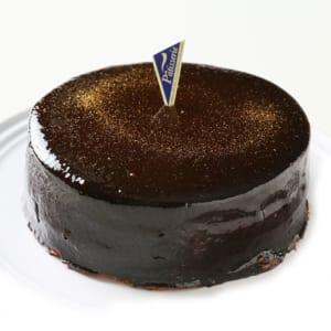 大人の贅沢時間に♪ ☆ザッハトルテ チョコレートケーキ☆ 4号 12cm by CAKE EXPRESS