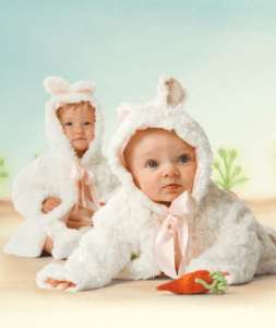 Bunnies By The Bay【バニーズバイザベイ】雪うさぎのコート♪