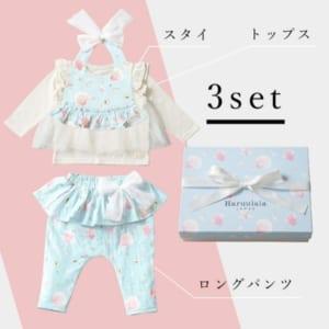 出産祝いセット マリンスノー by Haruulala JAPAN
