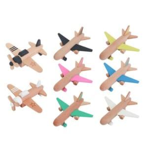飛行機のおもちゃ プロペラジェット