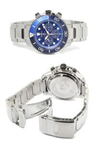 【送料無料】日本製 SEIKO PROSPEX セイコー プロスペックス 腕時計 ソーラー ダイバーズウォッチ クロノグラフ メンズ 男性用 20気圧防水 SSC671J1 by CAMERON