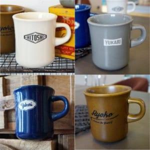スタイルコーヒーマグカップ