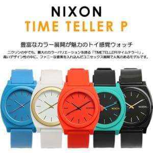 正規品 NIXON ニクソン タイムテラー 腕時計 メンズ レディース クオーツ 日常生活防水 ランニング ラバー ユニセックス ウォッチ by CAMERON