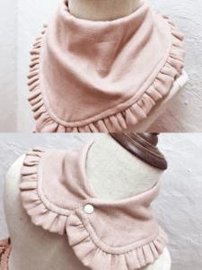 ☆綿100% ビブスカーフ