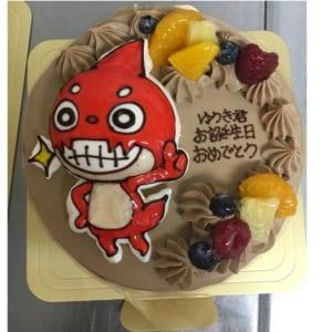☆立体生クリームデコレーションケーキ 5号☆ 15cm by カトルセゾン菓子夢