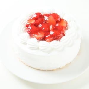 乳製品アレルギー対応用バースデーケーキ6号18cm(6~7人前人前)
