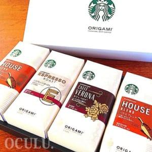 スターバックス コーヒー【アイスもOK】 オリガミ ドリップコーヒー