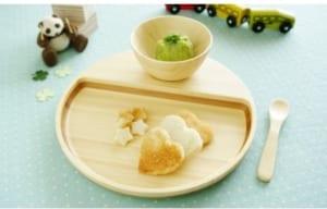 【名入れ/竹食器】BABY MEAL SET(ベビーミールセット)