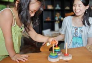 数学パズル ハノイの塔