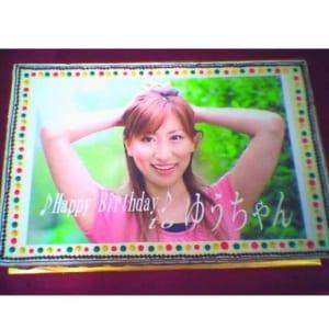 【50人以上】ド迫力写真のプリントケーキ