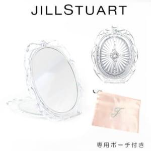 ジルスチュアート JILLSTUART ミラー 鏡 ポーチ 23579 コンパクトミラー by コレカラスタイル