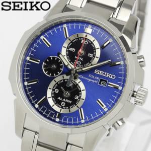 【送料無料】【セイコー】【腕時計】セイコー SEIKO 腕時計 メンズ 海外モデル クロノグラフ ソーラー アラーム クロノグラフ メンズ SSC085P1 MEN'S ウォッチ by CAMERON