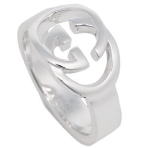 グッチ GUCCI 指輪 リング シルバーブリットリング アクセサリー/指輪 190483 J8400 8106 SILVER BULLET RING メンズ/レディース シルバー by ブランドショップAXES(日本流通自主管理協会会員)