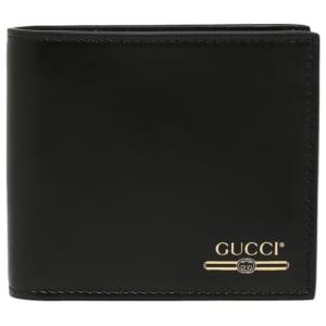グッチ 財布メンズ 二つ折り財布