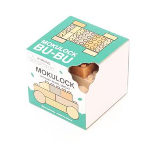 """もくロック""""BU-BU"""" by MOKULOCK"""