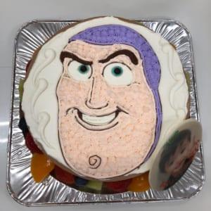 キャラクターケーキ 6号 33種 生クリーム チョコクリーム