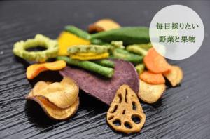 【野菜チップス】「畑のチップス 華12」