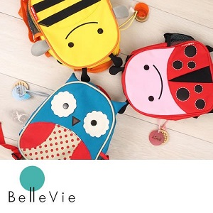 【出産祝い】☆SKIP*HOP ベビーリュック☆【ベビーリュック】【1歳の誕生日】【一生餅】 ご出産のお祝いにオススメ! by Belle Vie