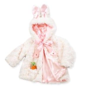 【バニーズバイザベイ】雪うさぎのコート