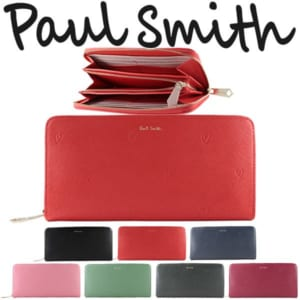 ポールスミス 財布 レディース