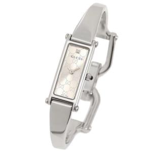 グッチ GUCCI 時計 腕時計 グッチ 腕時計 GUCCI YA015563 1500シリーズ レディースウォッチ シルバー by ブランドショップAXES(日本流通自主管理協会会員)