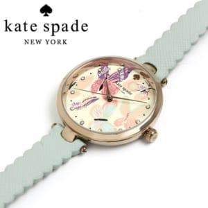 【送料無料】【KATE SPADE】 ケイトスペード ホーランド 腕時計 ホワイトシェル レディース クオーツ 日常生活防水 ksw1414 by CAMERON