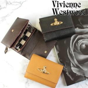 ヴィヴィアンウエストウッド 2つ折り財布