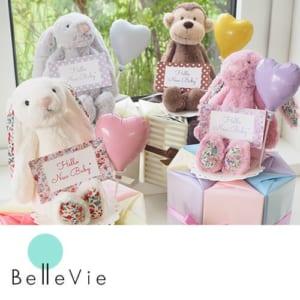 Jellycat Sweetie(ジェリーキャットスウィーティー)おむつケーキ by Belle Vie