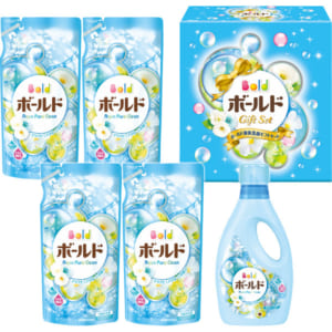P&G ボールド液体洗剤ギフトセット(包装・のし可) 4902430796385 by ライフィス