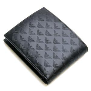 アルマーニ エンポリオ 二つ折り財布
