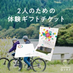 スタイル版体験ギフトチケット PAIR -Joyful- by asoview! GIFT(アソビューギフト)