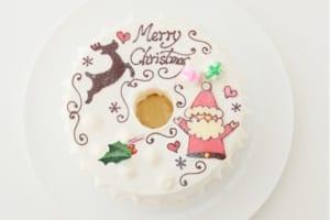 クリスマスケーキ by LEON(スウィーツ専門店 レオン)