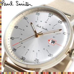 【送料無料】Paul Smith ポールスミス GAUGE ゲージ 腕時計 ウォッチ メンズ クオーツ 日常生活防水 デイトカレンダー p10130 by CAMERON