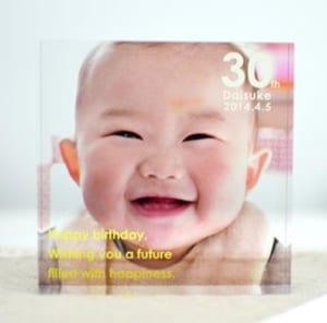 フォトキューブ(3×3×3センチ)PHOTO CUBE