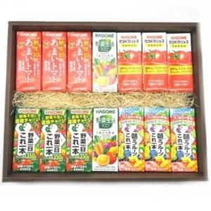 カゴメの野菜ジュースギフトセット