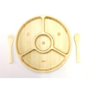 ファンファム 竹食器バランサーセット