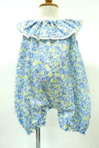 【WhipCream/ホイップクリーム】子供服 日本製 半袖 ロンパース 180409 by ベビー・子供服のビオ・テテShop